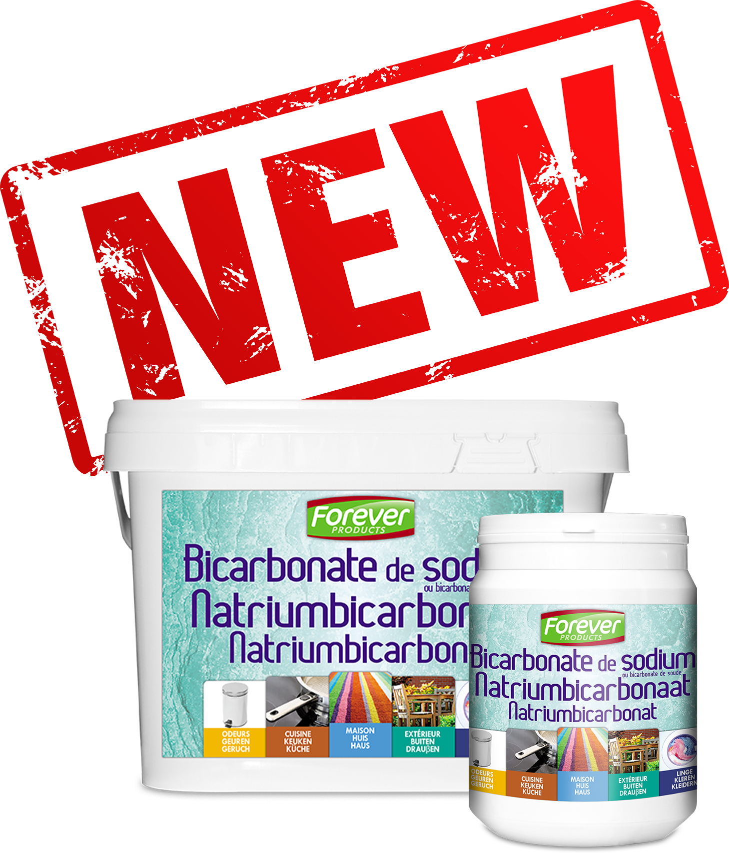 Bicarbonate de soude FOREVER PRODUCTS